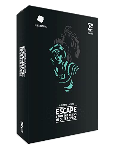 9781472817730: Escape from the Aliens in Outer Space: Ultimate Edition