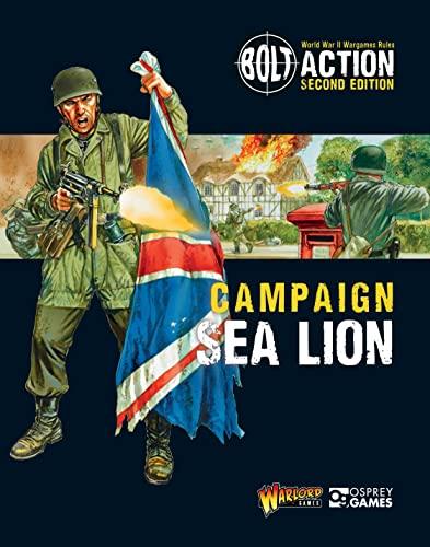 9781472817860: Bolt Action: Campaign: Sea Lion