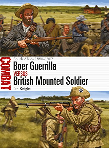 9781472818294: Boer Guerrilla vs British Mounted Soldier: South Africa 1880–1902 (Combat)