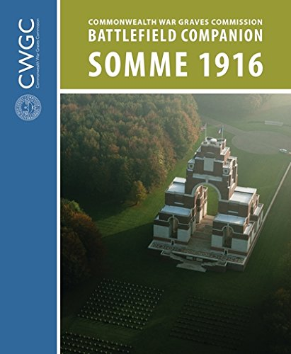 9781472823076: CWGC Battlefield Companion Somme 1916