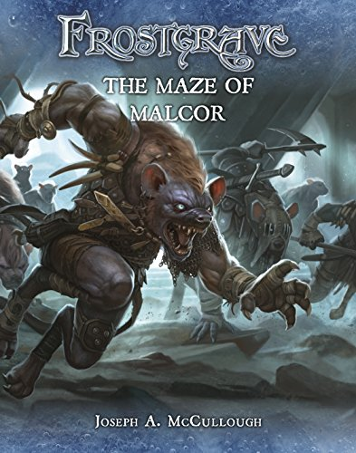 9781472824011: Frostgrave: The Maze of Malcor