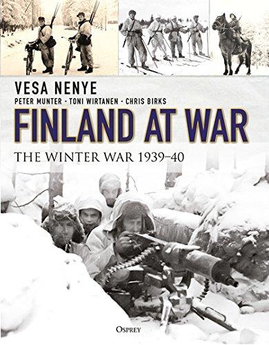9781472827180: Finland at War: The Winter War 1939–40