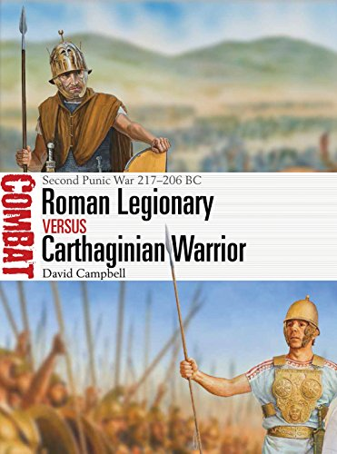 9781472828040: Roman Legionary vs Carthaginian Warrior: Second Punic War 217–206 BC