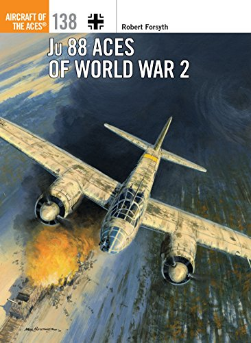 9781472829214: Ju 88 Aces of World War 2