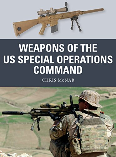 9781472833099: Weapons of the US Special Operations Command