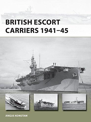 9781472836250: British Escort Carriers 1941–45