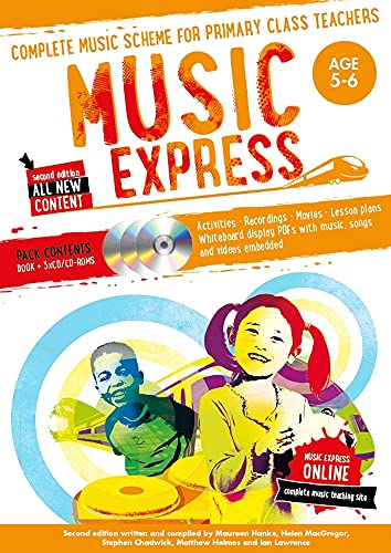 MUSIC EXPRESS BOOK 1 NEW EDITION: MACGREGOR HELEN