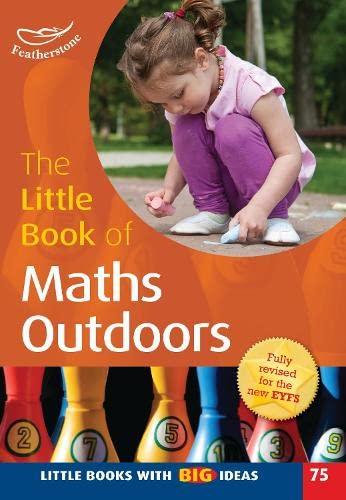 9781472902559: The Little Book of Maths Outdoors (Little Books)