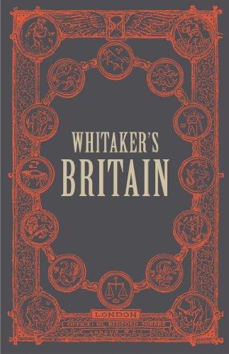 Whitaker's Britain: Whitaker's