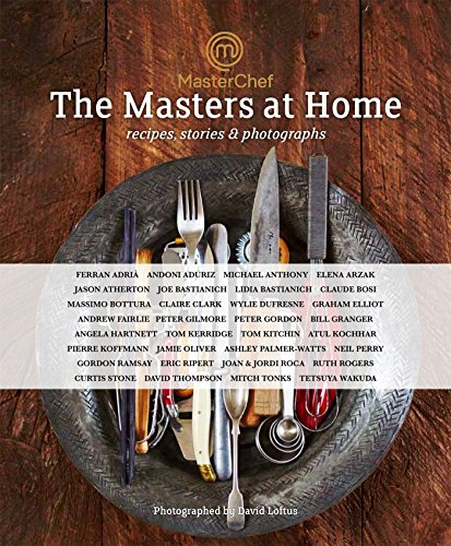 MASTERCHEF THE MASTERS: Various