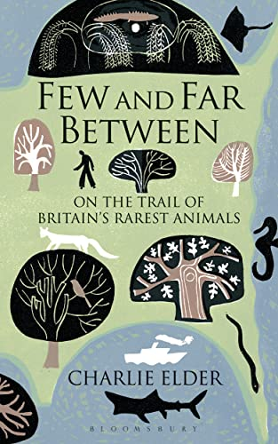 9781472905185: Few and Far Between: On the Trail of Britain's Rarest Animals