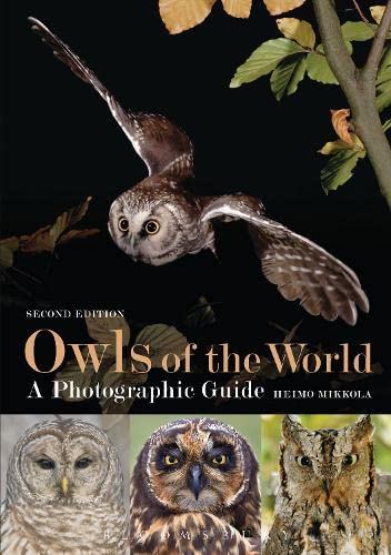9781472905932: Owls of the World - A Photographic Guide: Second Edition