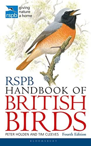 9781472906472: RSPB Handbook of British Birds