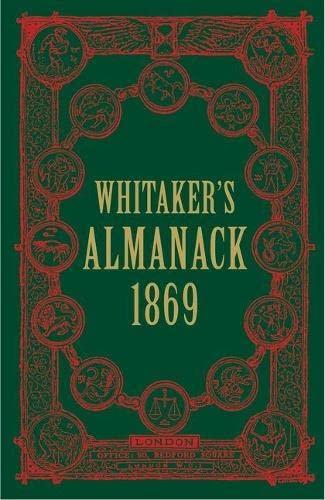 WHITAKER: Whitaker's