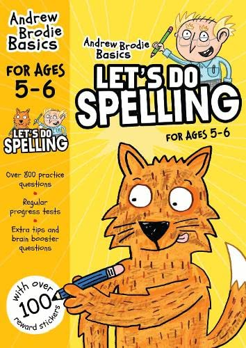 Lets do Spelling 5-6: Andrew Brodie