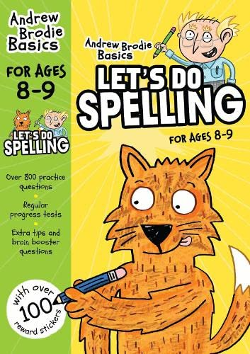 Lets do Spelling 8-9: Andrew Brodie