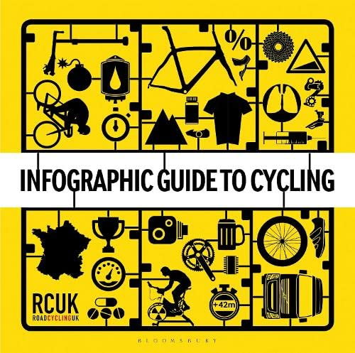 9781472910547: Infographic Guide to Cycling