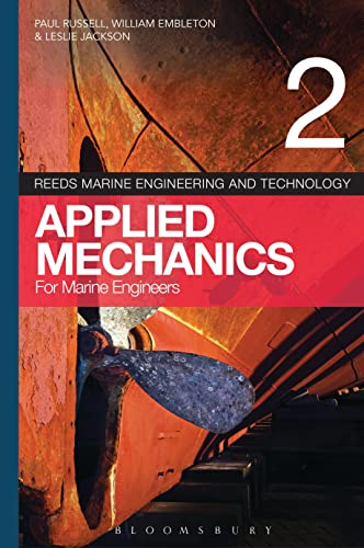 9781472910561: Reeds Vol 2: Applied Mechanics for Marine Engineers (Reeds Marine Engineering and Technology Series)