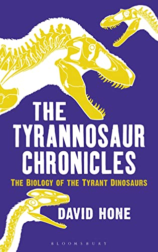 Tyrannosaur Chronicles: Hone David