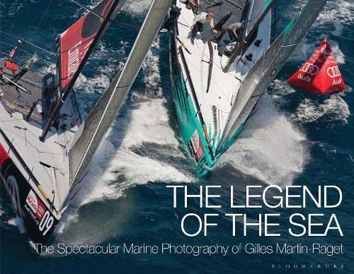 The Legend of the Sea: The Spectacular Marine Photography of Gilles Martin-Raget (Hardback): Gilles...