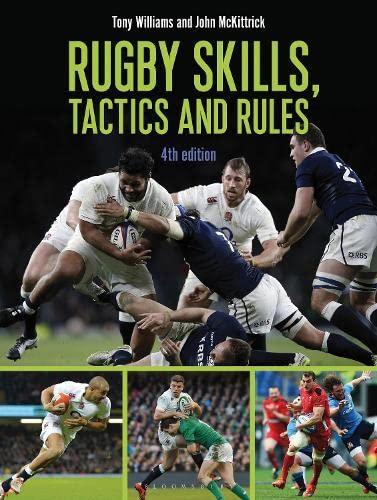 Rugby Skills, Tactics and Rules: Williams, Tony, McKittrick, John