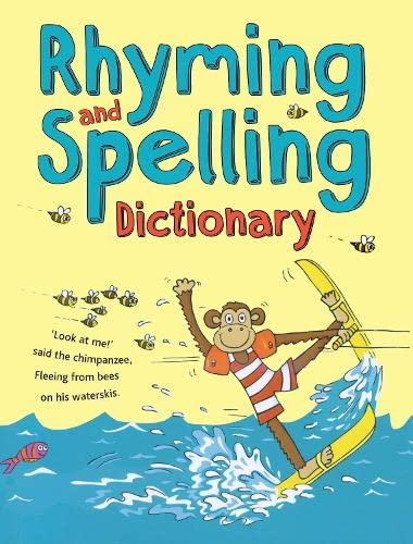 9781472916396: Rhyming and Spelling Dictionary