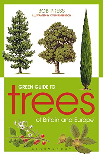 9781472916488: Green Guide to Trees Of Britain And Europe (Green Guides)