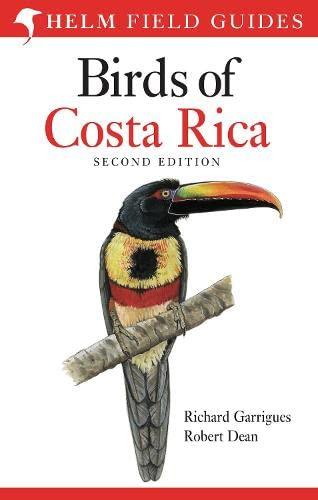 Birds of Costa Rica: Richard Garrigues