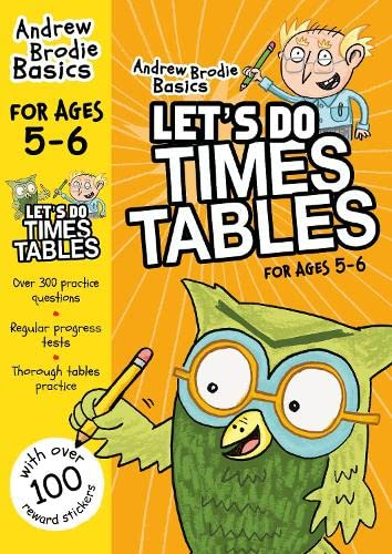 9781472916624: Let's Do Times Tables 5-6