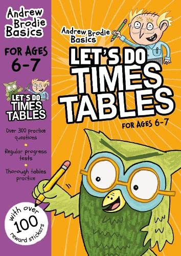 9781472916631: Let's Do Times Tables 6-7