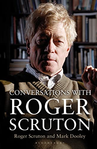 9781472917096: Conversations with Roger Scruton