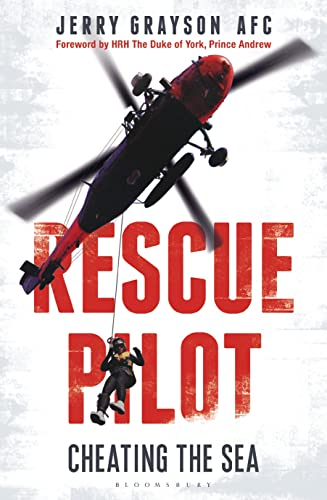 Rescue Pilot: Cheating the Sea (Hardcover)