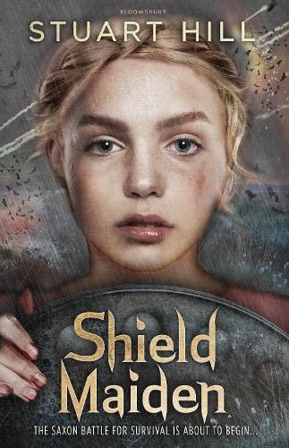Shield Maiden (Paperback): Stuart Hill