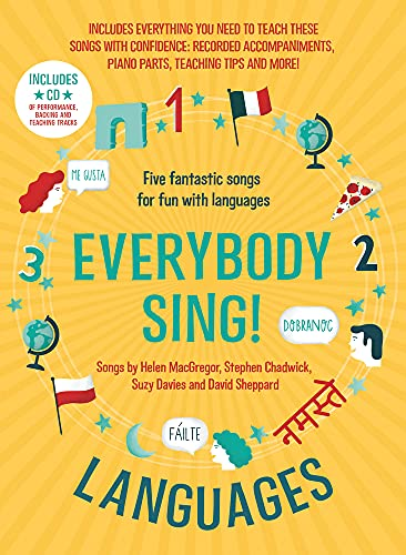 Everybody Sing! Languages: Helen MacGregor, Stephen Chadwick, Suzy Davies and David Sheppard