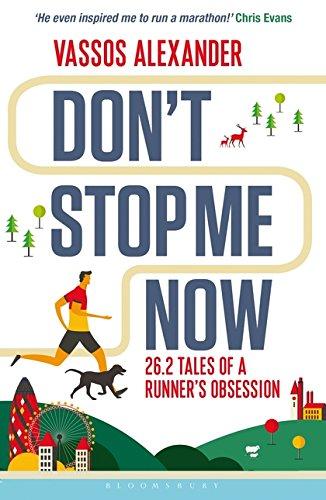 Don't Stop Me Now: 26.2 Tales of: Vassos Alexander