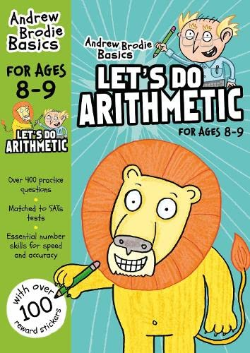 9781472923707: Let's do Arithmetic 8-9 (Mental Maths Tests)