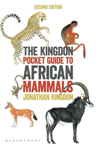 9781472924384: The Kingdon Pocket Guide to African Mammals