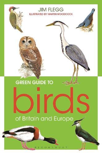 9781472927118: Green Guide to Birds of Britain and Europe
