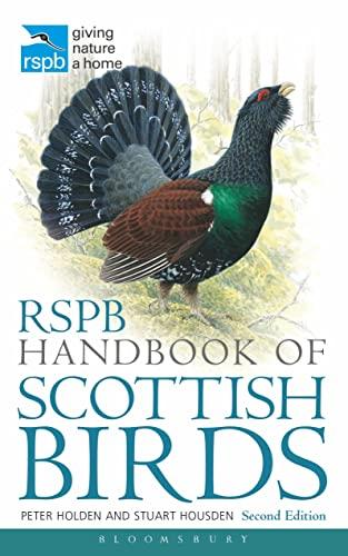 9781472927286: Rspb Handbook of Scottish Birds