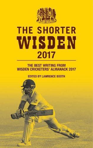 9781472935175: Wisden Cricketers' Almanack 2017