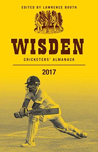9781472935182: Wisden Cricketers' Almanack 2017