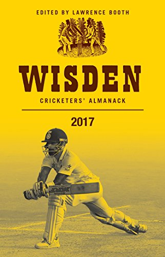 9781472935199: Wisden Cricketers' Almanack 2017