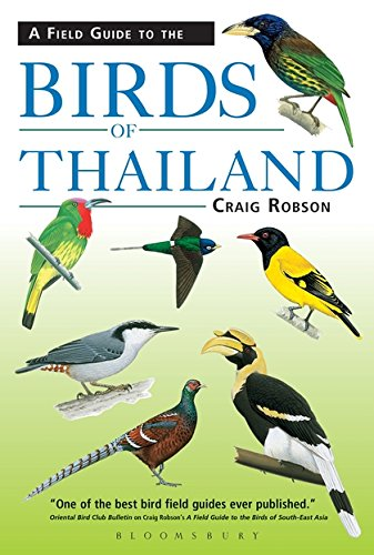 9781472935823: Field Guide to the Birds of Thailand (Helm Field Guides)