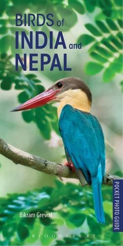 9781472937858: Pocket Photo Guide to the Birds of India and Nepal