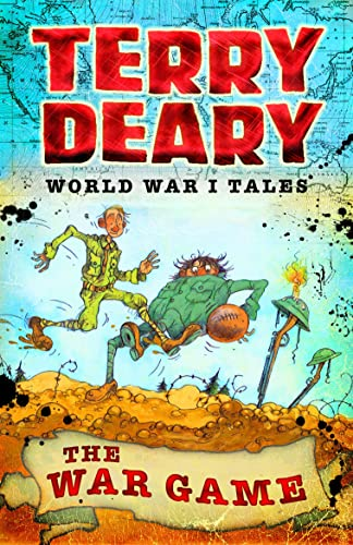 War Game: Terry Deary