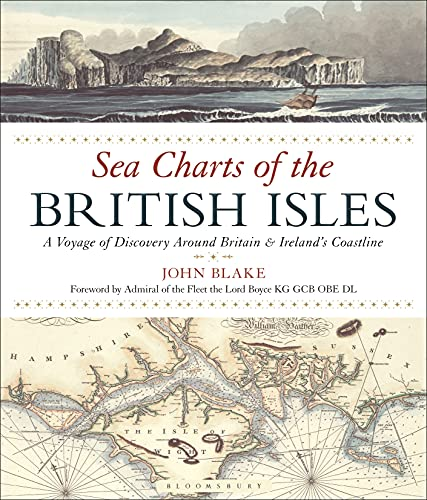 9781472944900: Sea Charts of the British Isles