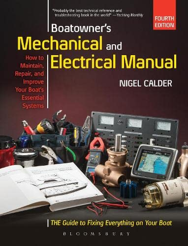 9781472946676: Boatowner's Mechanical and Electrical Manual: Repair and Improve Your Boat's Essential Systems