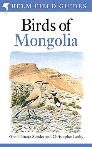 9781472947031: Birds of Mongolia (Helm Field Guides)