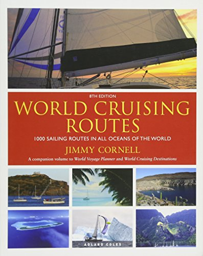 9781472947819: World Cruising Routes: 1000 Sailing Routes in All Oceans of the World