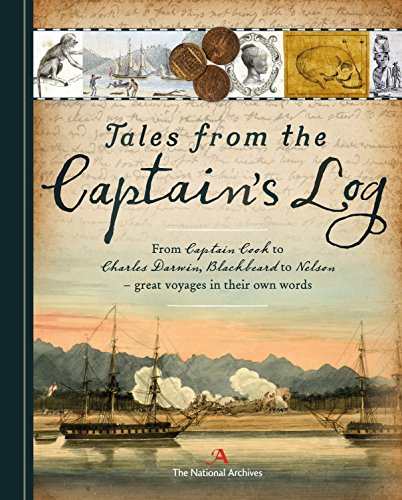 Tales From the Captain's Log: Adlard Coles Nautical
